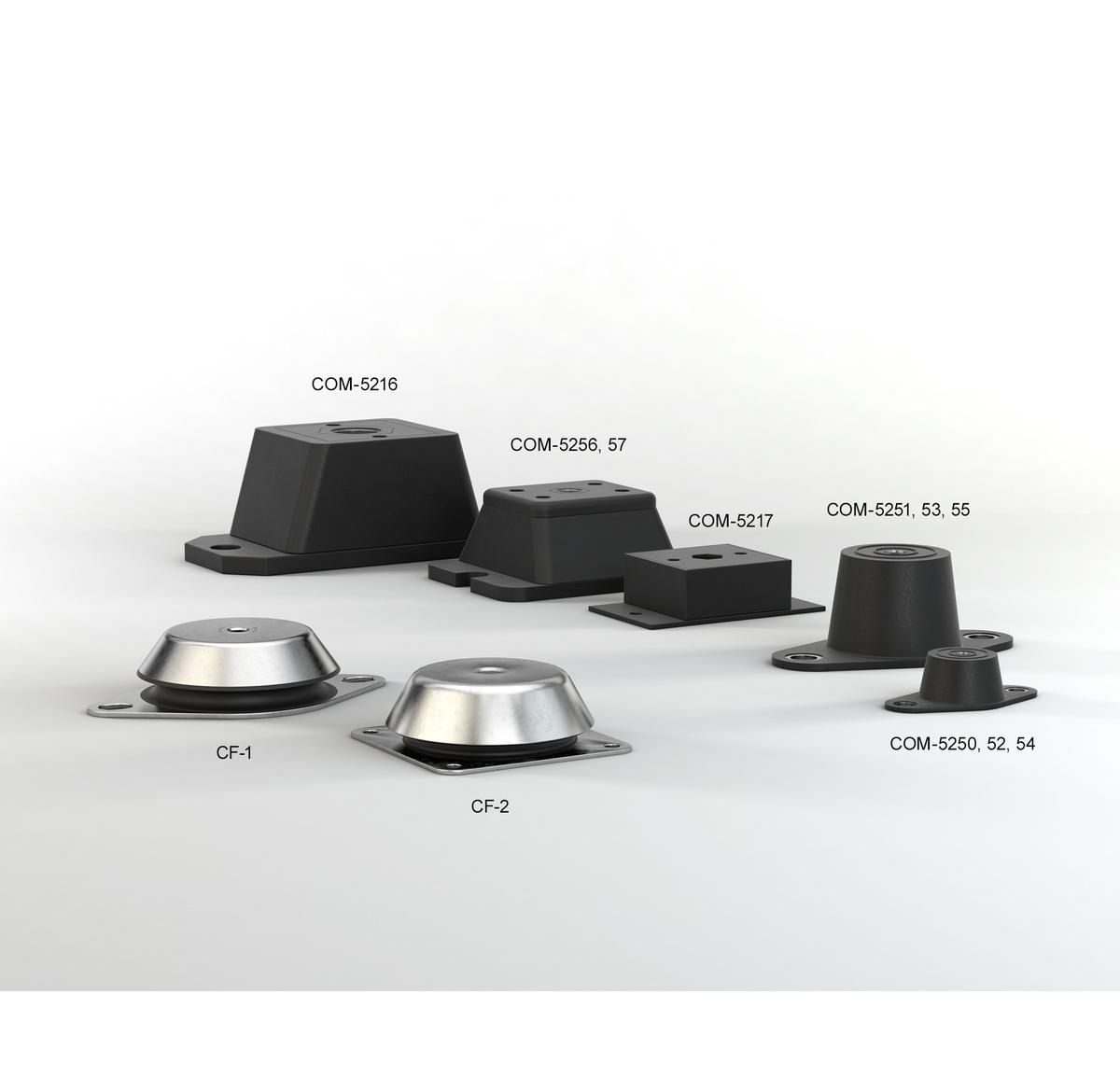 ACE Stoßdämpfer GmbH - Bild - Compression Mounts