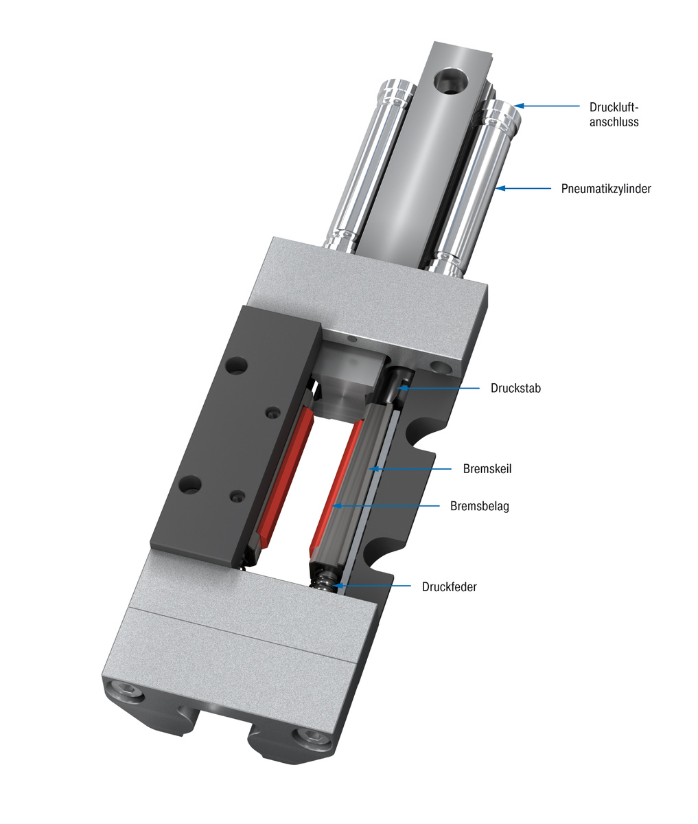 ACE Stoßdämpfer GmbH - Bild - LOCKED LZ-P