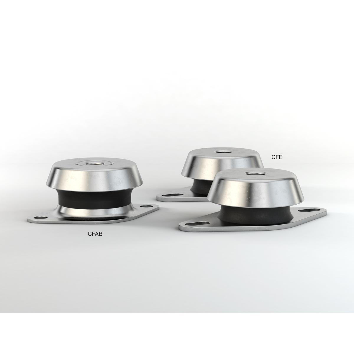 ACE Stoßdämpfer GmbH - Bild - Light Bell Mounts