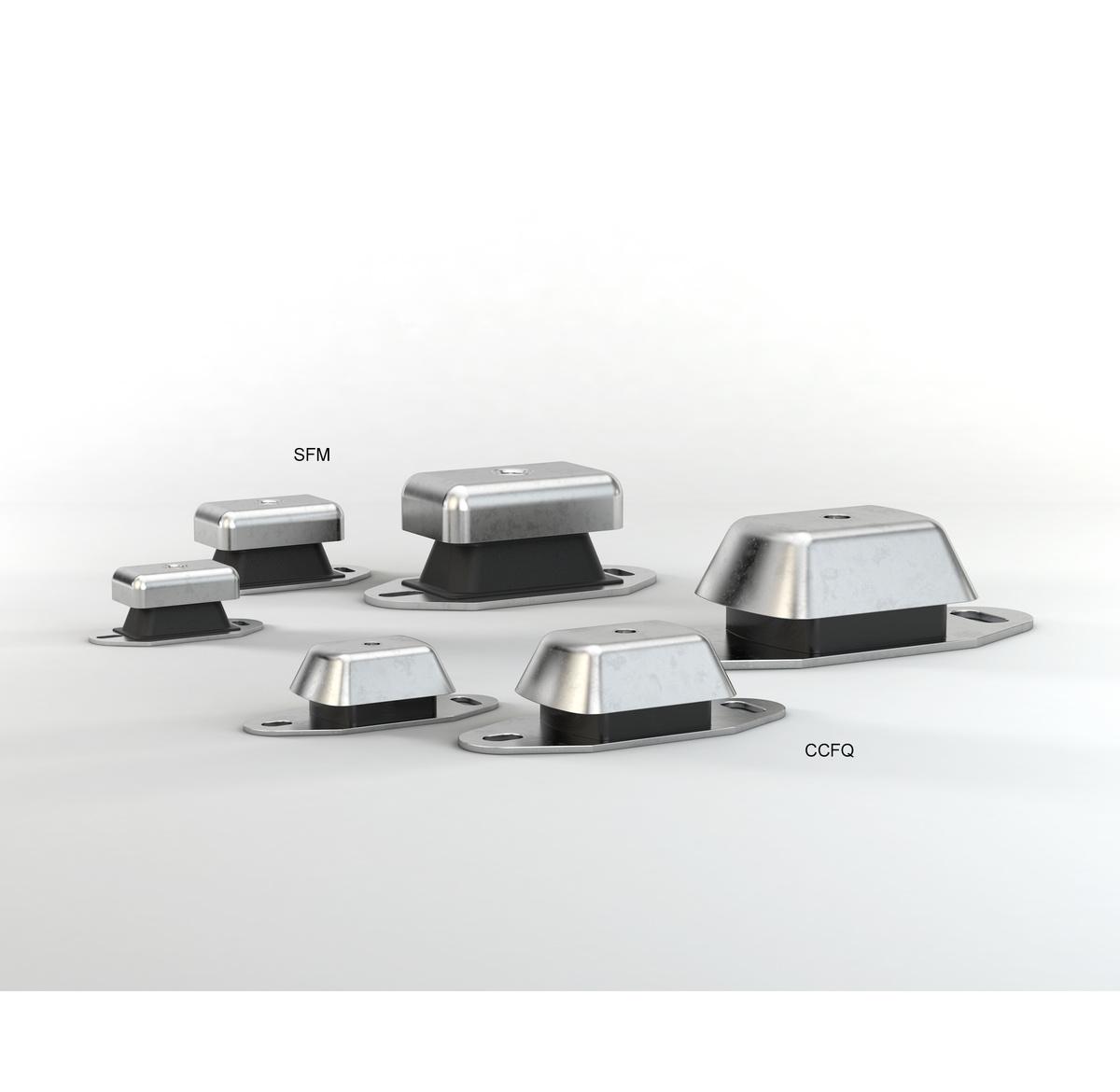 ACE Stoßdämpfer GmbH - Bild - Marine Mounts