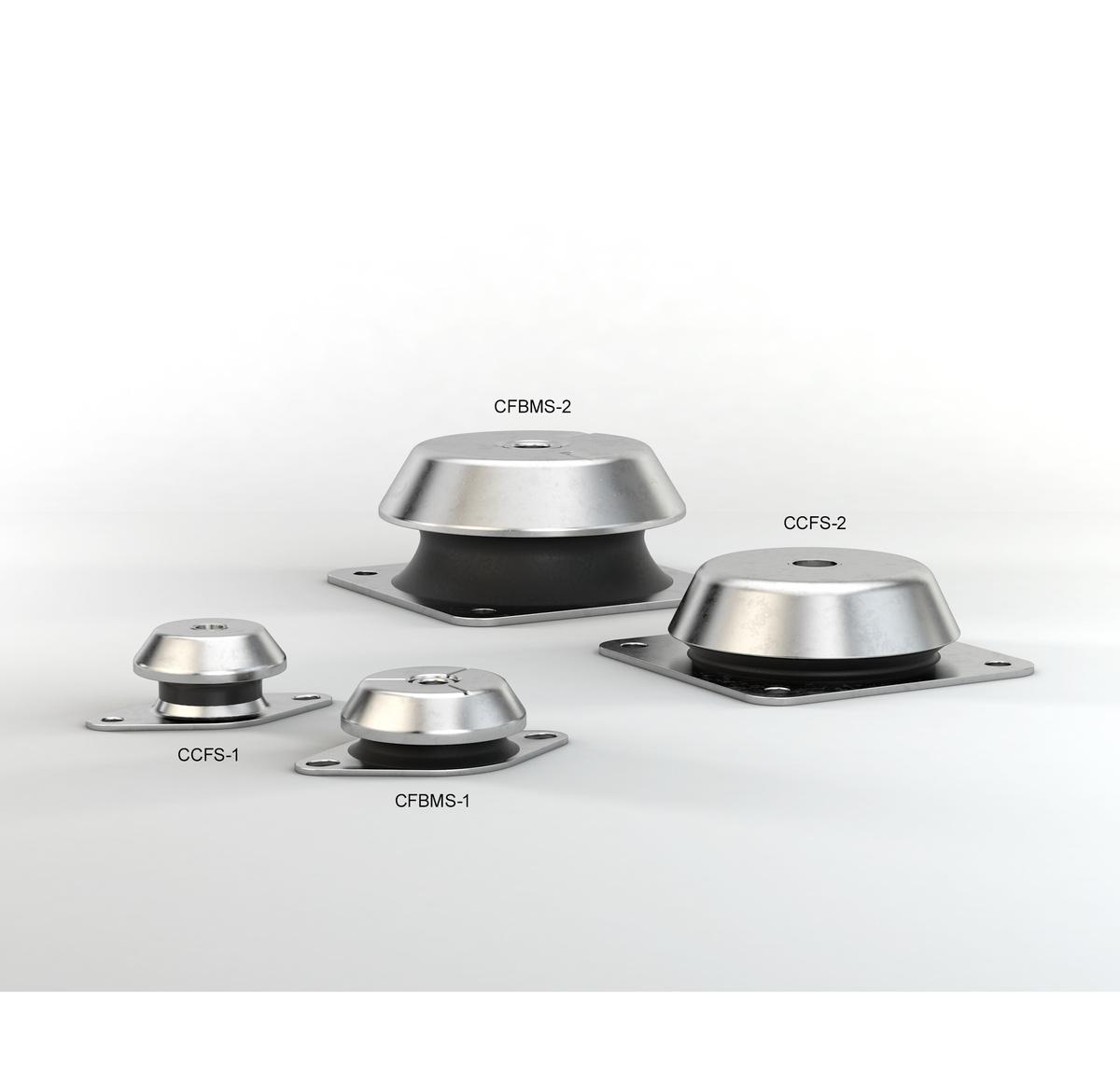 ACE Stoßdämpfer GmbH - Bild - Soft Bell Mounts