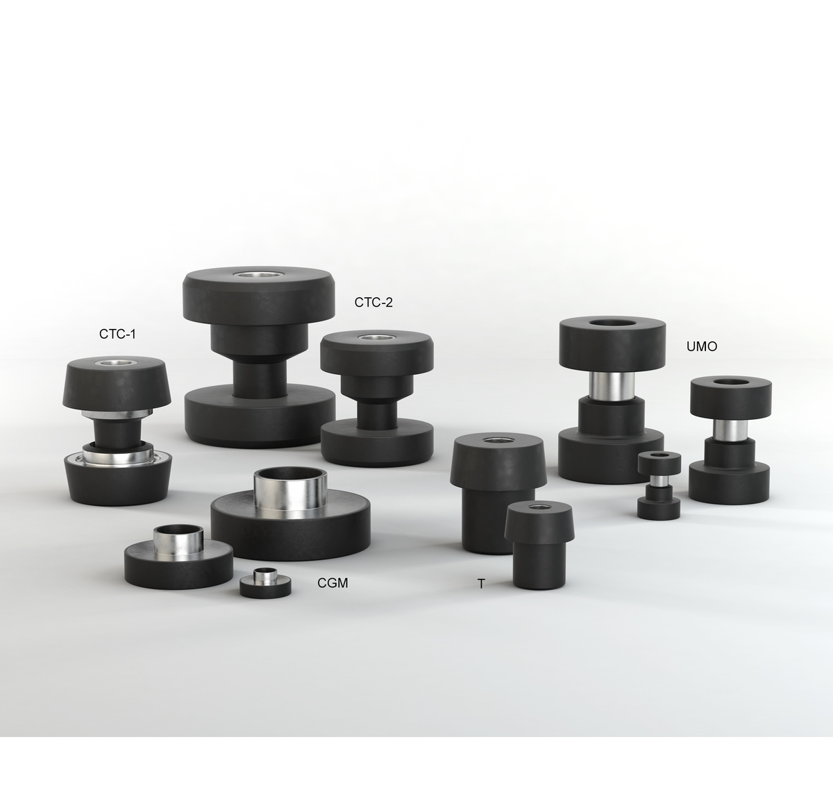 ACE Stoßdämpfer GmbH - Bild - Universal Mounts