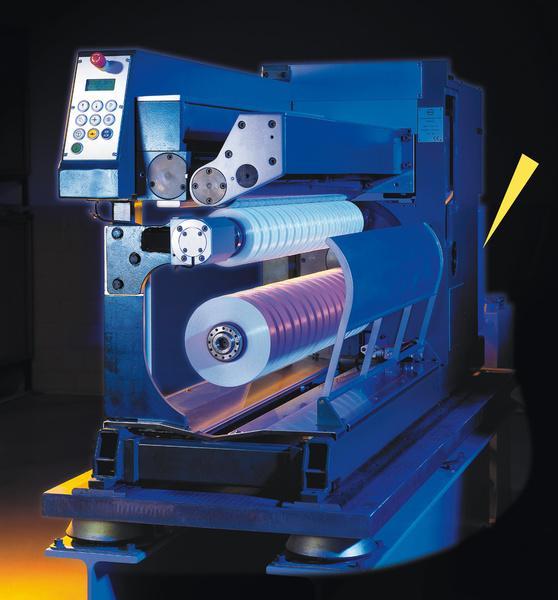 DVC-32 Textilmaschine