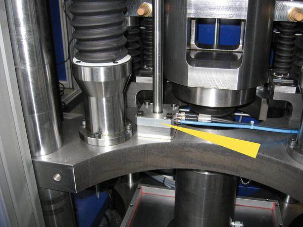 LOCKED PN - Stangenklemmung, Schneidkeramikteile