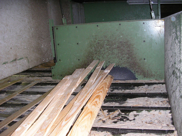 SLAB SL030-300 Anschlagschutz Holzleisten