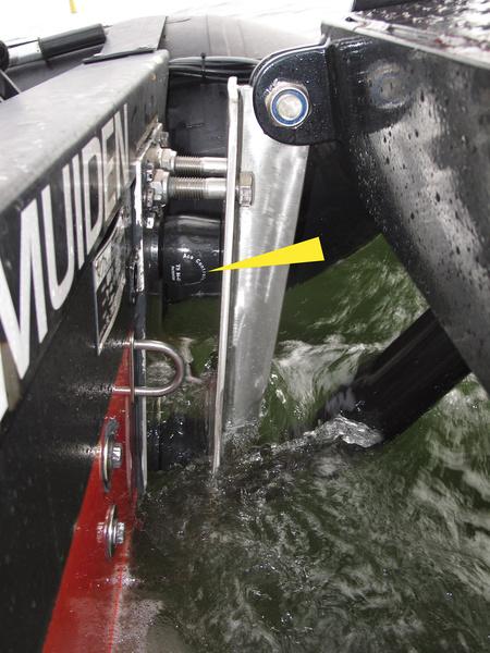 TUBUS-TS Abbremsen von Wartungsbooten