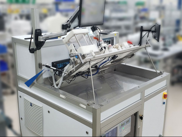 GZ-15-40 - Testsystem für medizinische Pumpen