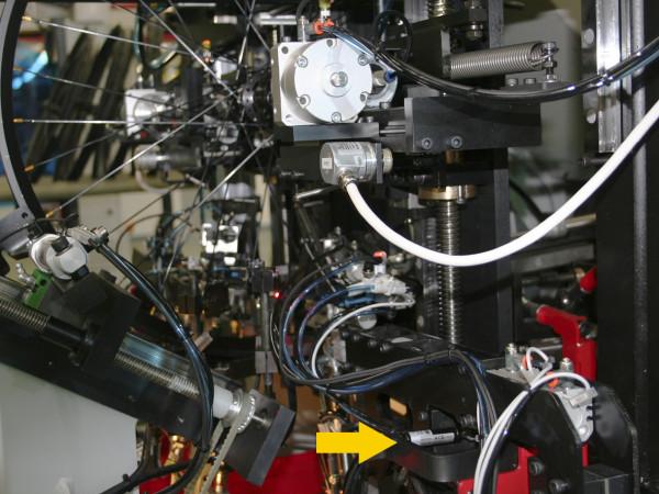 HB12-70 Rad bleibt runde Sache mit Bremszylindern