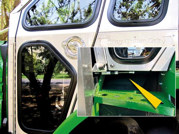 HB12-70 - Obstplantagen-Traktoren