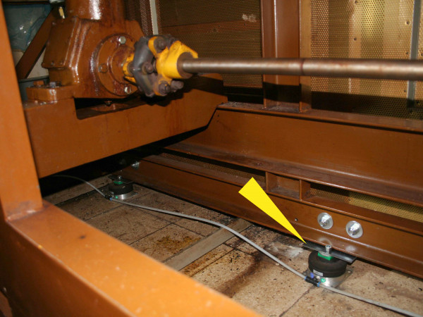 PLM - Schokoladenproduktion, Schwingungsisolierung