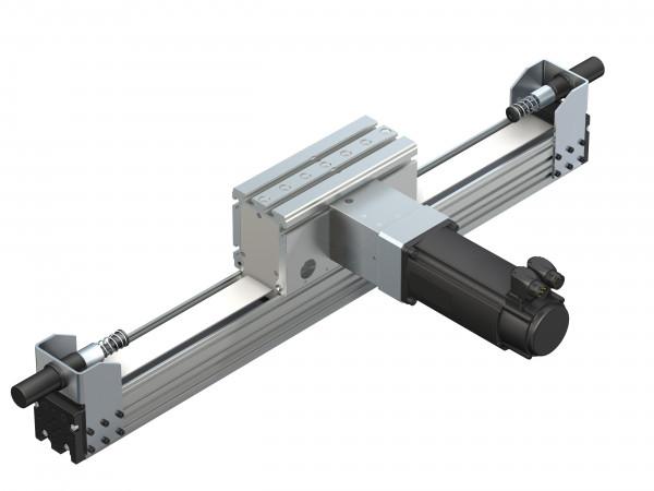 SCS33-64 Schutz von Linearmodulen