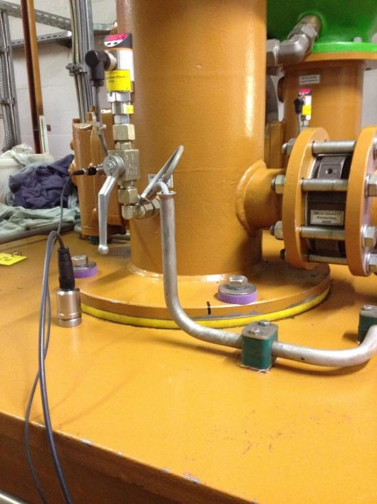 ACE - Schluchsee KW Pumpe im Detail