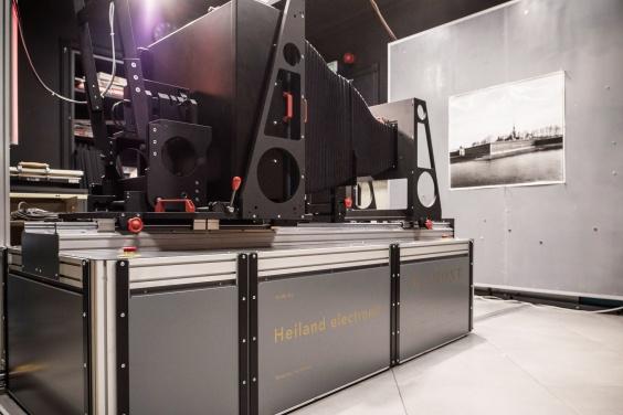 Horizontalvergrosserer Mamont Heiland electronic GmbH