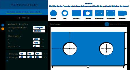 Smart Configuration - Schwingungsisolierende Platten (SLAB)