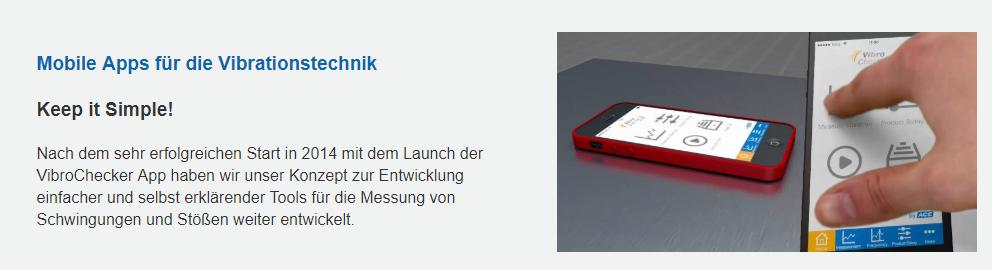 VibroChecker PRO App